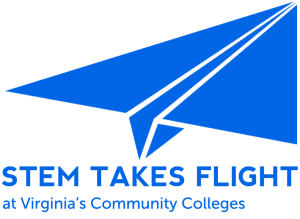 STEM Takes Flight Logo