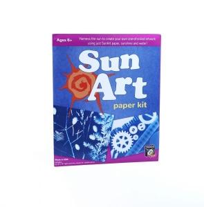 Image of a Sun Art Paper Kit
