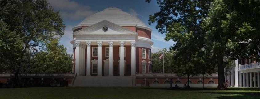 Image of building on UVA's campus