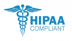 Icon for HIPPA Compliancy