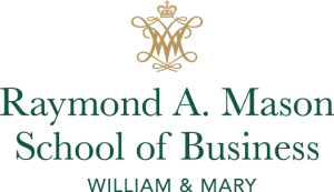 Raymond A. Mason William and Mary School of Business Logo