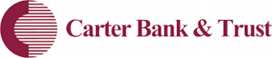 Carter Bank and Trust Logo