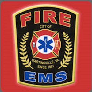 Martinsville Fire and EMS Logo