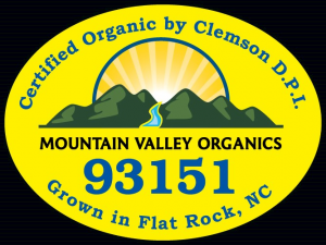 Mountain Valley Organics Logo