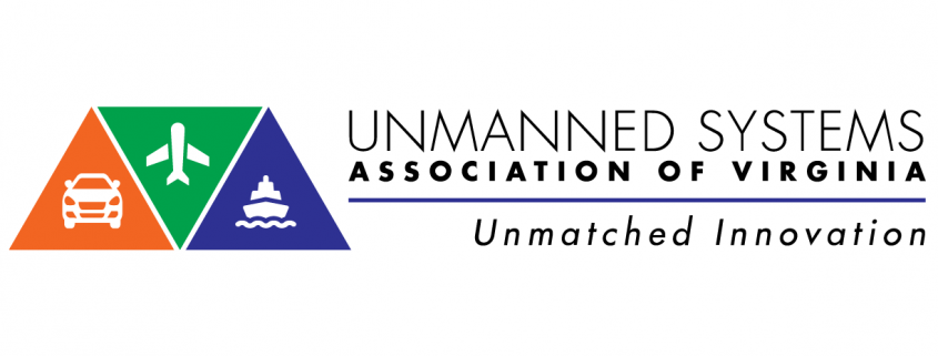 Unmanned Systems Association of Virginia Logo