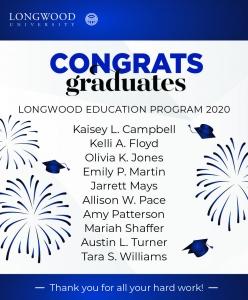 Congrats Graduates ad